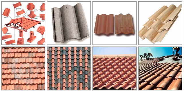 Concrete Roof Tiles Concrete Roof Tiles For Protection